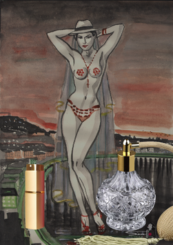 "Perfume ""Nights of Naples"", UNISEX, Eau de Parfum"