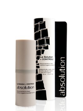 ABSOLUTION LA SOLUTION+ CONTROLE, BIO-KONZENTRAT-REGULIERENDES-SERUM 15 ML
