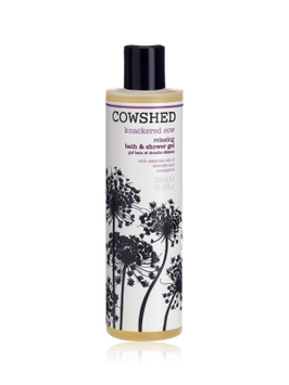 COWSHED KNACKERED COW ENTSPANNENDES BADE- & DUSCHGEL