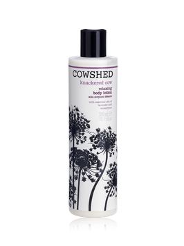COWSHED KNACKERED COW ENTSPANNENDE BODYLOTION