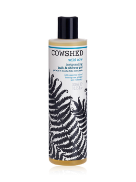 COWSHED WILD COW BELEBENDES BADE- UND DUSCHGEL
