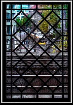 Fenster nach Berlin