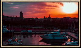 Barca Sunset