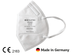 BREASEY FFP2 NR Maske - Made in Germany