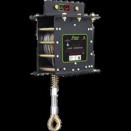 Lastsicherungsgerät bis max. 1000kg und 16m Stahlseil - LA10100016