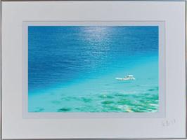 アルミフレーム写真2LサイズからA1サイズ 高級印画紙プリント共