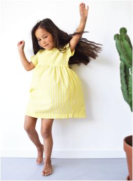 AMMEHOELA - Yellow Summer Dream Dress // Gelbes Summer Traum Kleidchen
