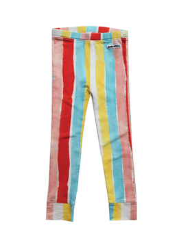 AMMEHOELA - Rainbow Print Leggings // Regenbogen Print Leggings