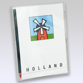 Kaartenset Holland met fotolijstje