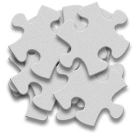 10 Puzzelstukjes