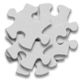 8 Puzzelstukjes