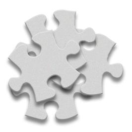 4 Puzzelstukjes