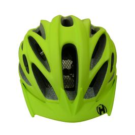 Helm TOLTEC LUMIERE grün / schwarz