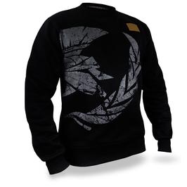 IRONSKULL PREMIUM Sweater - schwarz