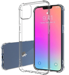 """Backcover Hülle """"Robust"""" - IPhone 13"""