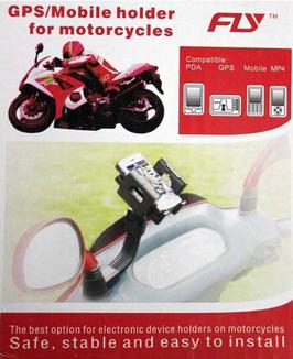 Motorrad Handy Halterung