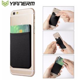 Kreditkartenhalter fürs Smartphone
