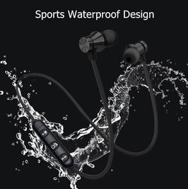 """Bluetooth In-Ear Kopfhörer """"Waterproof"""""""