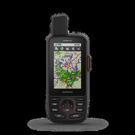 Garmin GPSMAP 66i inkl. Topoactive Europe Maps