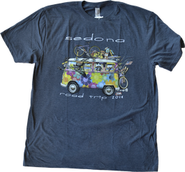 2018 Unisex Sedona Road Trip - Heather Navy
