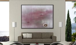Gemälde mit Achat//