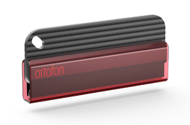 Ortofon Record Brush - red