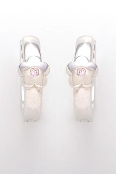 925 Kinderohrschmuck Silber SCR65