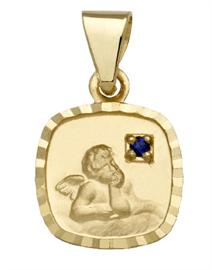 Schutzengel Gold EN09