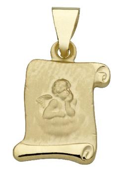 Schutzengel Gold EN15