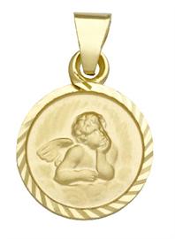 Schutzengel Gold EN27