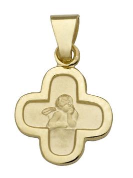 Schutzengel Gold EN20