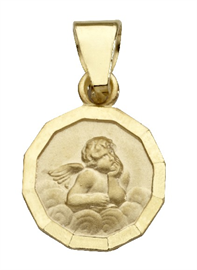 Schutzengel Gold EN02