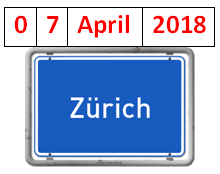 WORKSHOP, ZÜRICH, 07. APRIL 2018