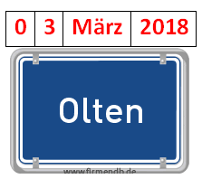 WORKSHOP, OLTEN, 03. März 2018
