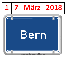 WORKSHOP, BERN, 17. MÄRZ 2018