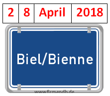 WORKSHOP, BIEL/BIENNE, 28. APRIL 2018