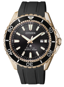 CITIZEN  Diver's Eco Drive 200 mt BN0193-17E
