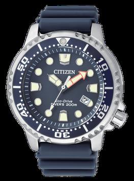 CITIZEN  Promaster Diver's Eco Drive 200 Mt   BN0151-17L