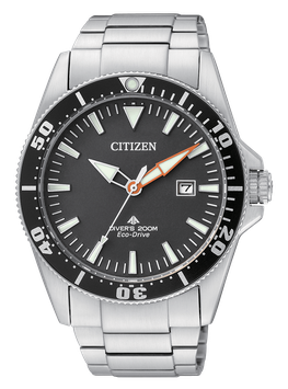 CITIZEN  Diver's Eco Drive 200 Mt  BN0100-51E