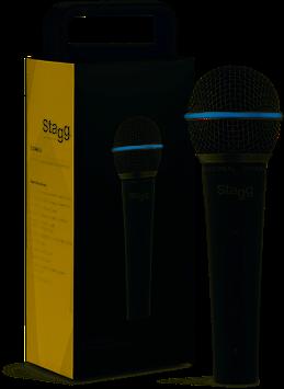 Microfono cardioide Stagg SDM60