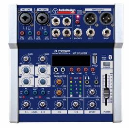 Mixer 6 canali AudioDesign Pro Pamx 231 sc