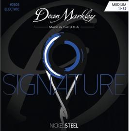 Corde per chitarra elettrica Dean Markley .011 Signature Series nickel