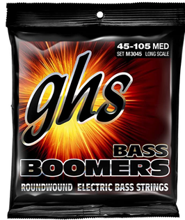 Corde per basso GHS BASS BOOMERS 45-105