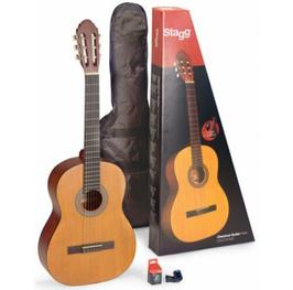 Chitarra 3/4 Stagg kit completo