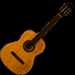 Chitarra classica 4/4 Eko CS10 Natural