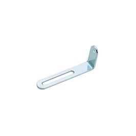 Staffa di sostegno per battipenna tipo Les Paul / archtop cromata