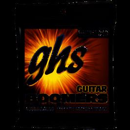 Bundle corde per chitarra GHS Boomers - 3 mute