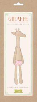 Tilda Material-Set, Giraffe