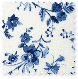 GreenGate Baumwollstoff, Vanessa blue