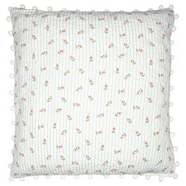 GreenGate Kissen, Lily white 50x50